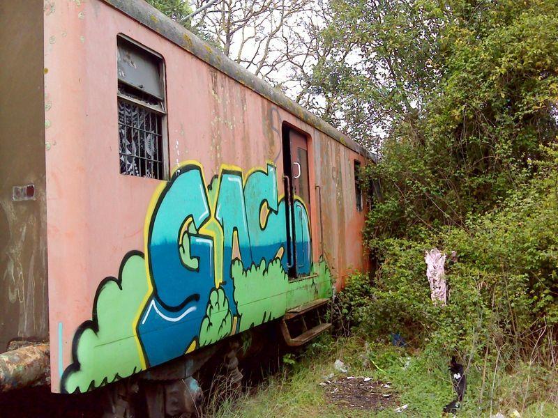 Cocheira de Locomotivas de Estremoz - carruagem