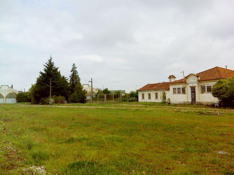 Cocheira de Locomotivas de Estremoz - estação