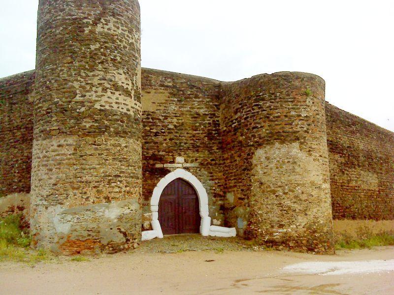 Castelo de Veiros - porta