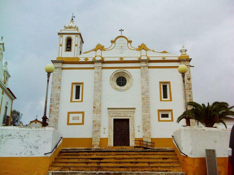 Igreja Matriz de São Salvador do Mundo