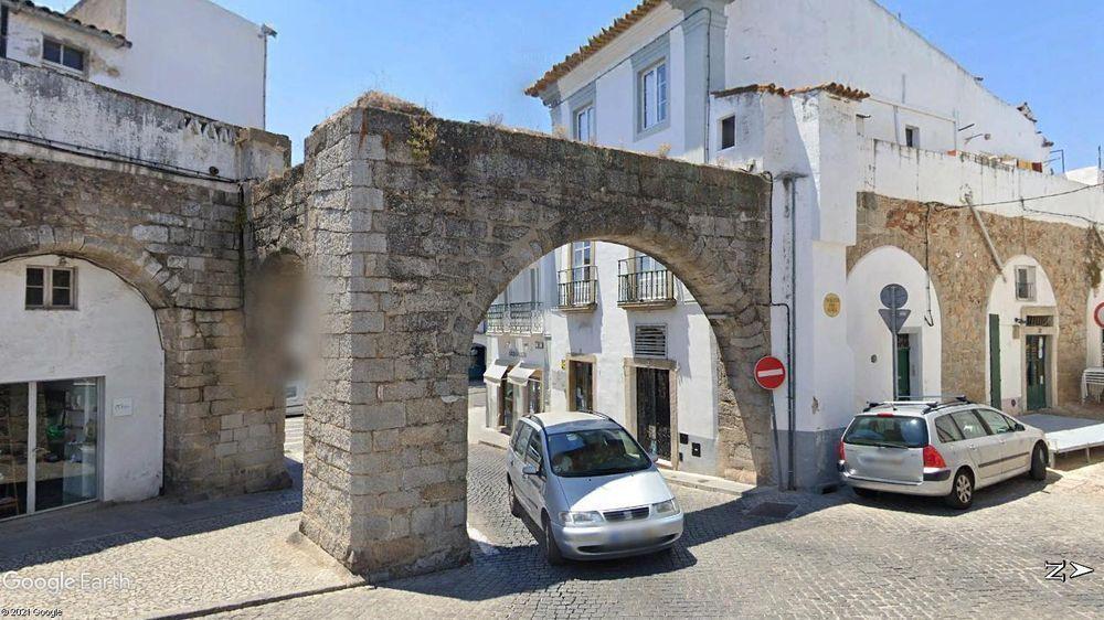Aqueduto da Rua de Avis