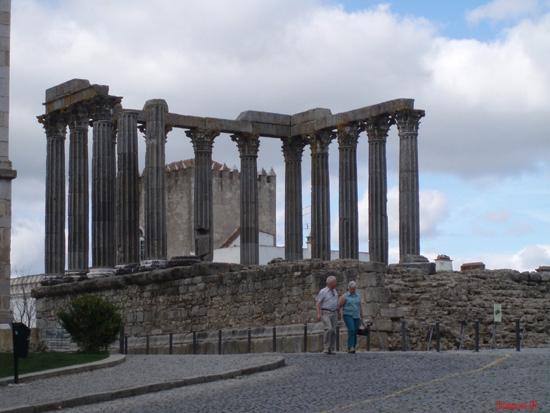 Templo romano a Diana