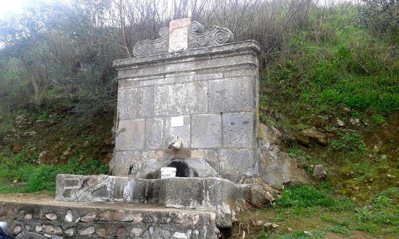Fonte das Fontaínhas