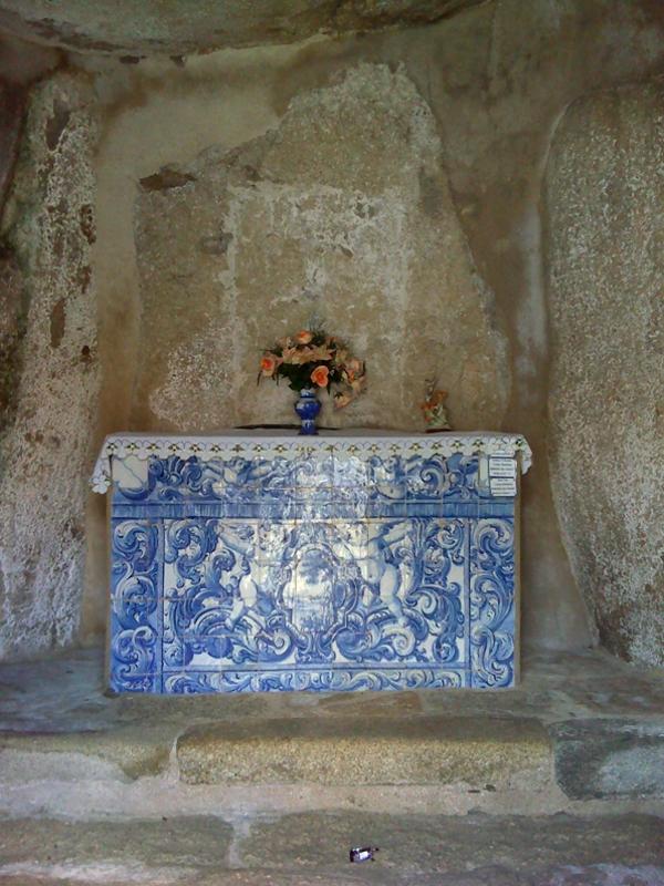 Anta-capela de Pavia