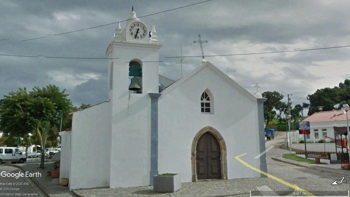 Igreja Matriz de Alferce