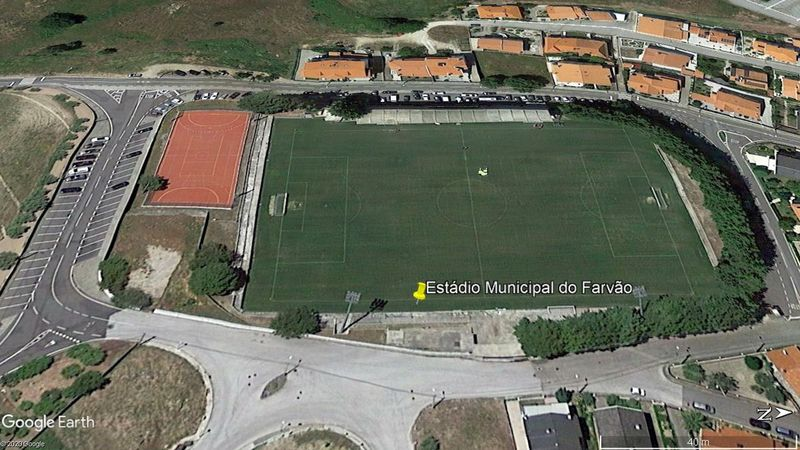 Estádio Municipal do Farvão