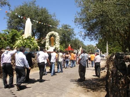 Procissão da Festa em honra de Santo Antão