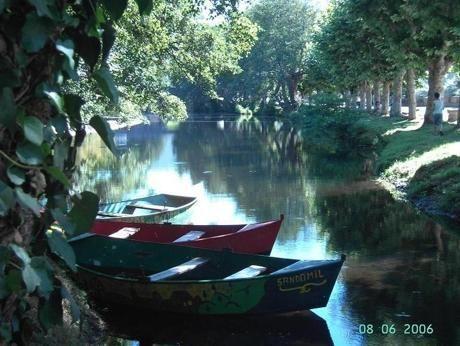 Rio Alva em Sandomil