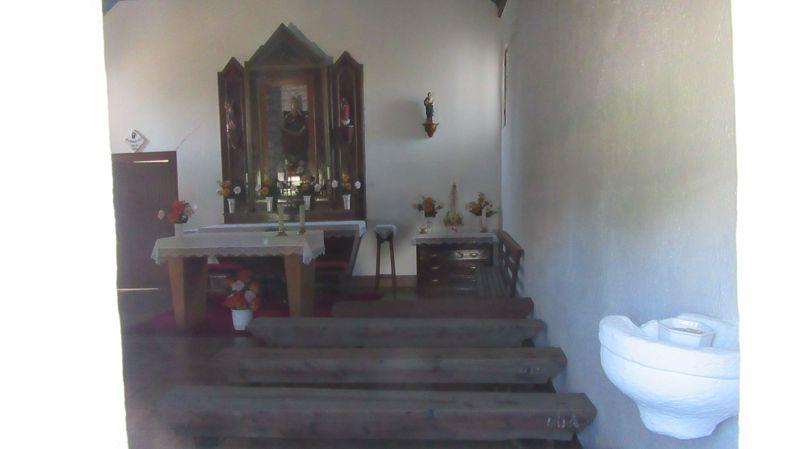 Capela de S. Pedro - interior