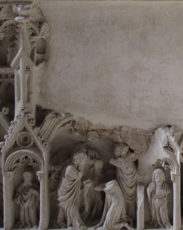 Túmulo D. Pedro I - direita painel 4