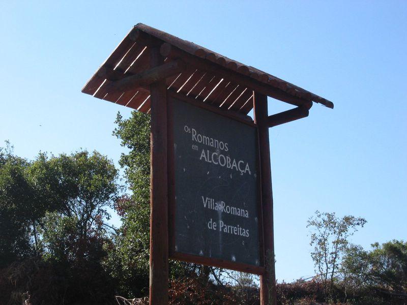 Villa Romana de Parreitas