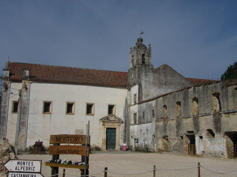 Mosteiro de Coz - exterior