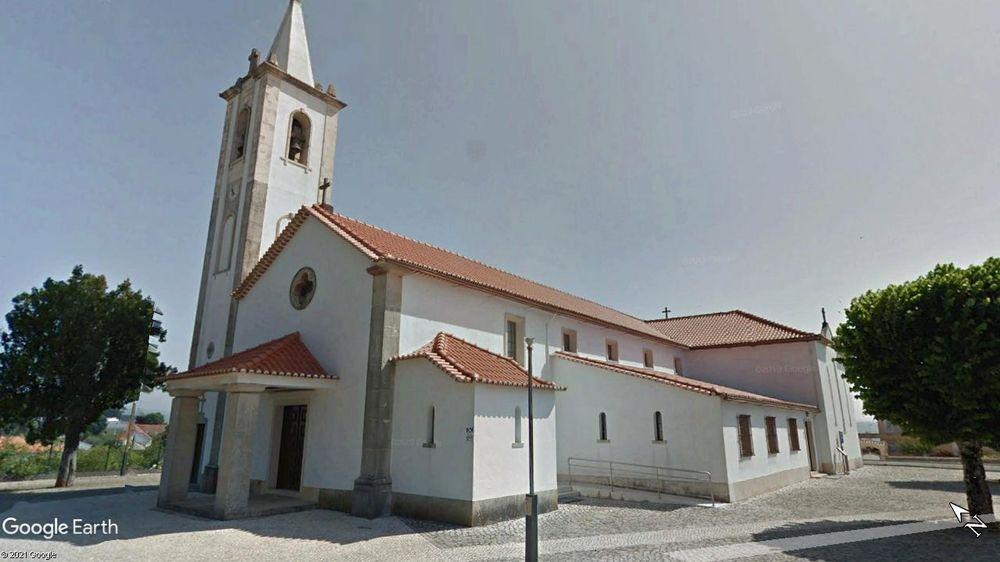 Igreja Matriz de Maçãs de Dona Maria