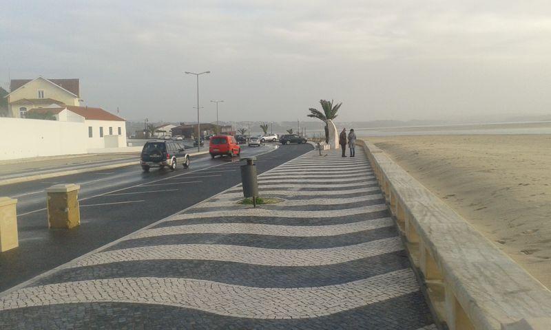 Praia da Lagoa de Óbidos
