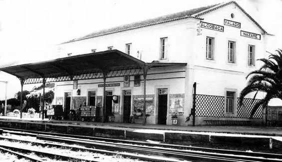 Estação de comboios de Valado de Frades
