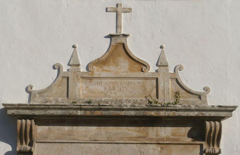Igreja de S. Pedro - porta