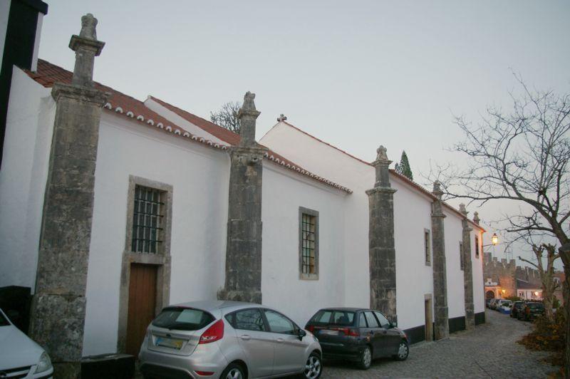 Igreja de São João Batista - lateral
