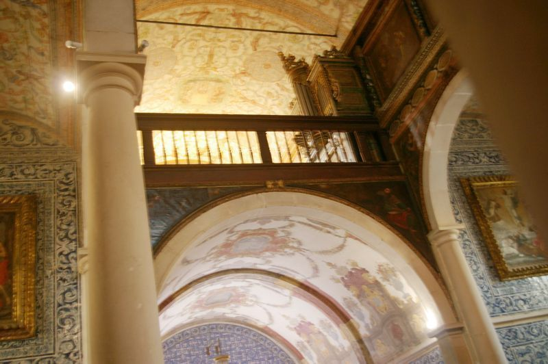 Igreja de Santa Maria - coro