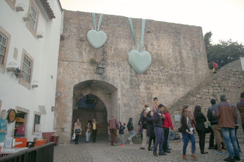 Porta da Vila - lado interior