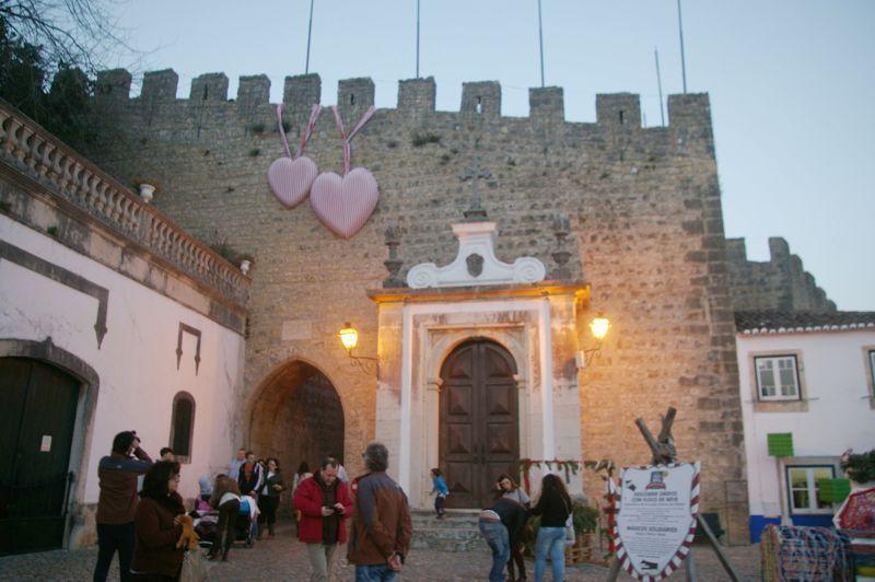 Porta da Vila - lado externo