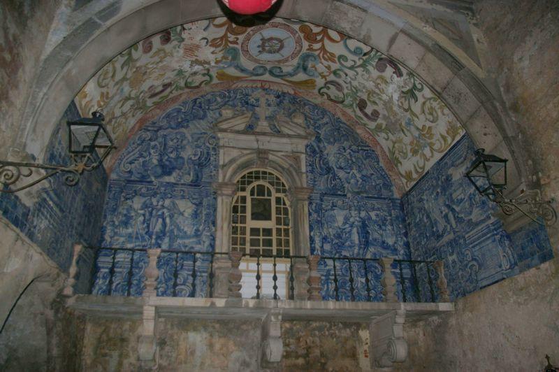 Porta da Vila - interior