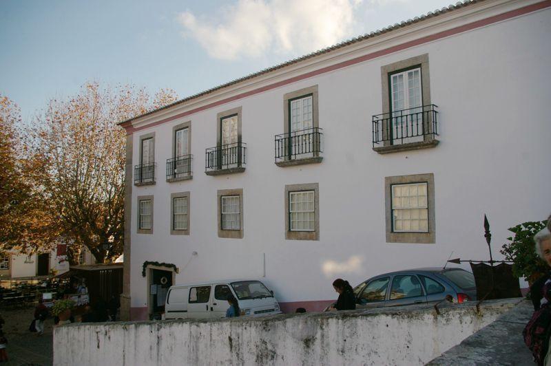 Solar e Museu Municipal