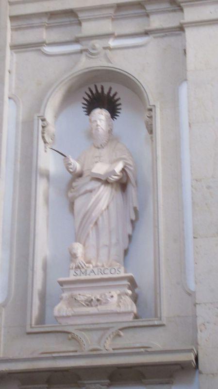 Estátua de S. Marcos