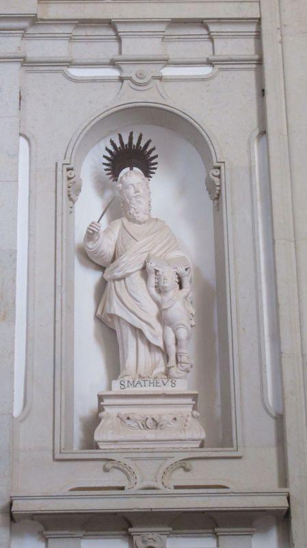 Estátua de S. Mateus