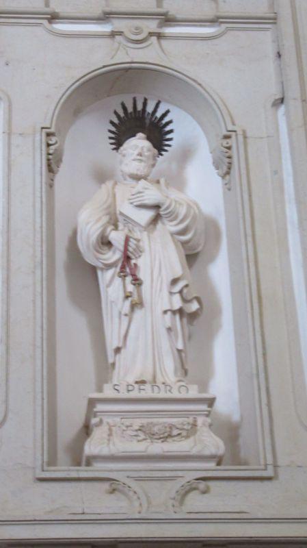 Estátua de S. Pedro
