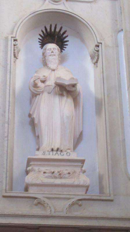 Estátua de S. Tiago