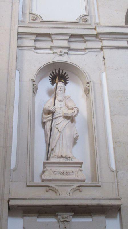 Estátua de S. Tomé