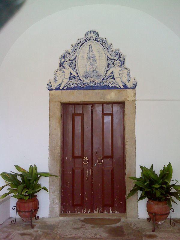 Capela de Nossa Senhora do Ó - Porta