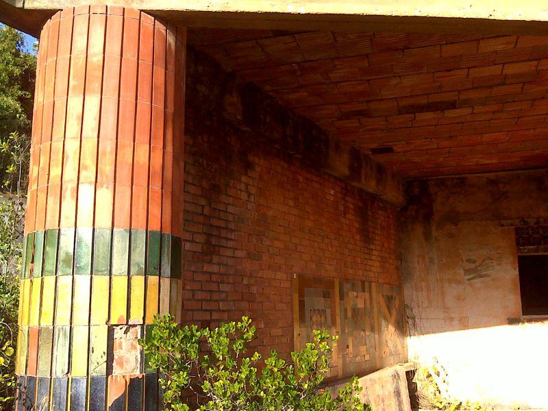 Fábrica de tijolos e azulejos