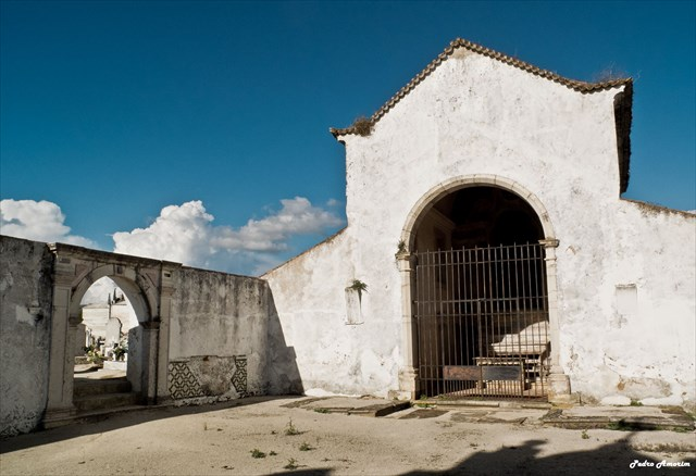 Igreja de Nossa Senhora das Virtudes - capela