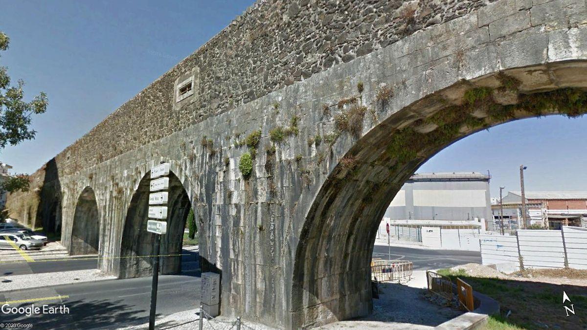 Arcos da Reboleira