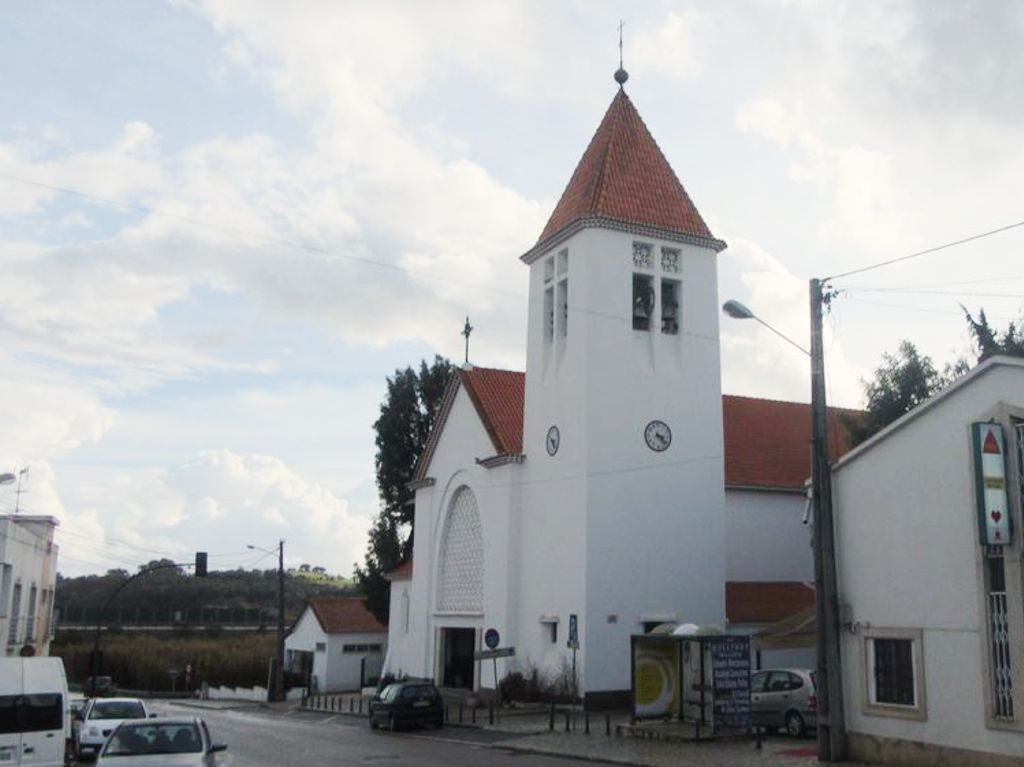 Igreja Matriz de Aveiras de Cima