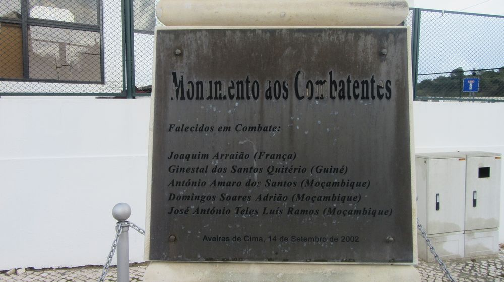 Memorial dos Combatentes do Ultramar