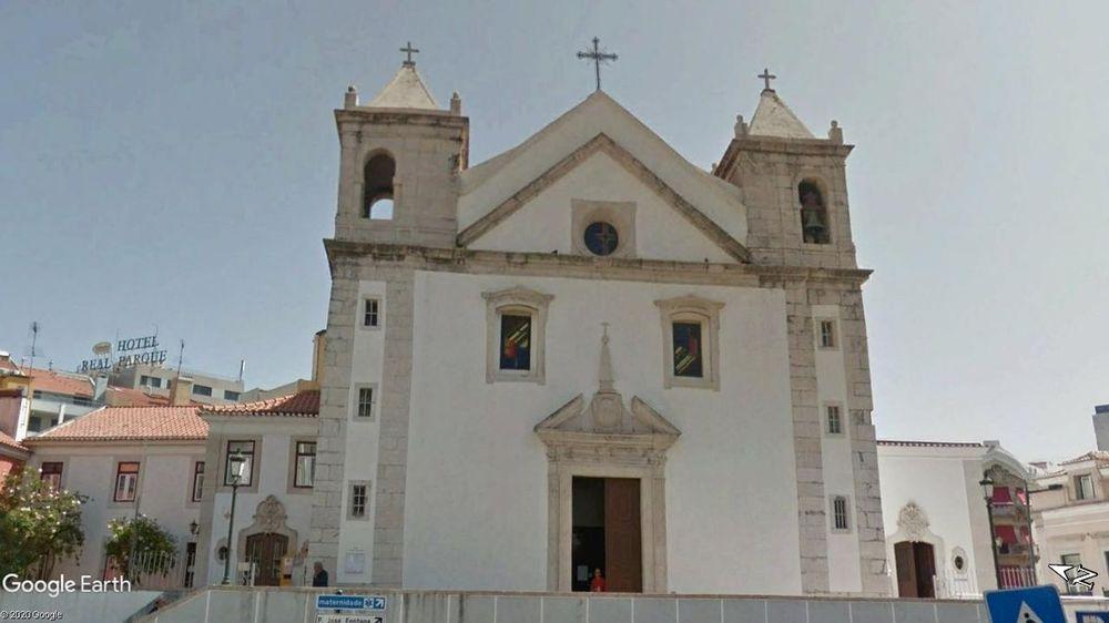 Igreja de São Sebastião da Pedreira