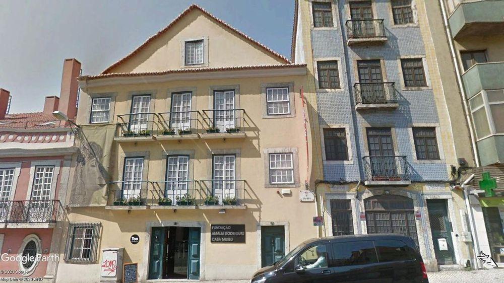 Casa-Museu Amália Rodrigues