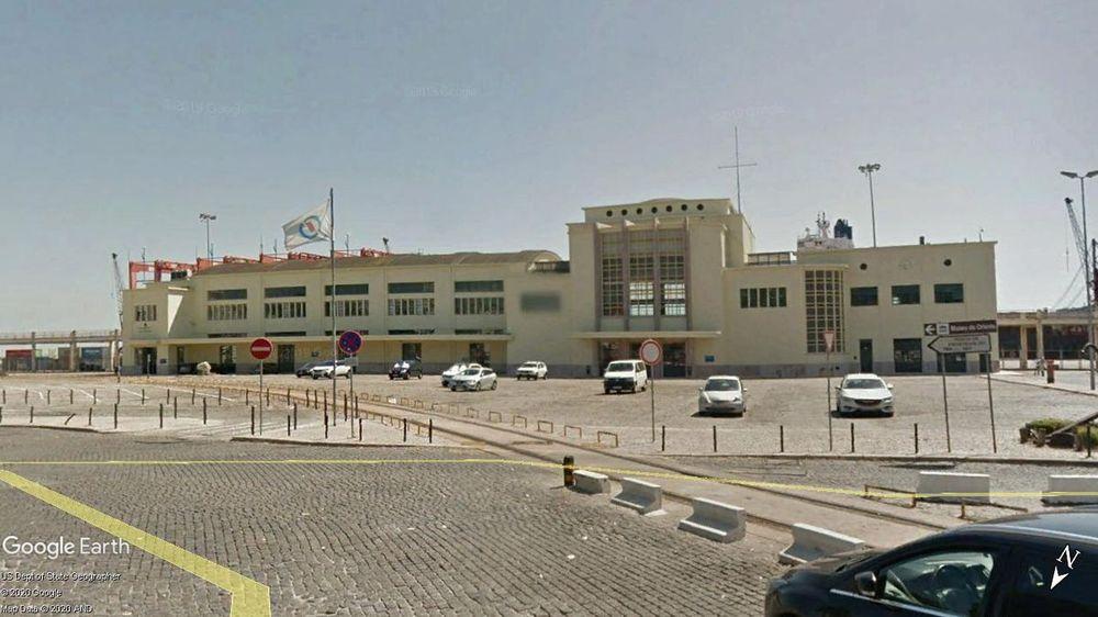 Gare Marítima de Alcântara