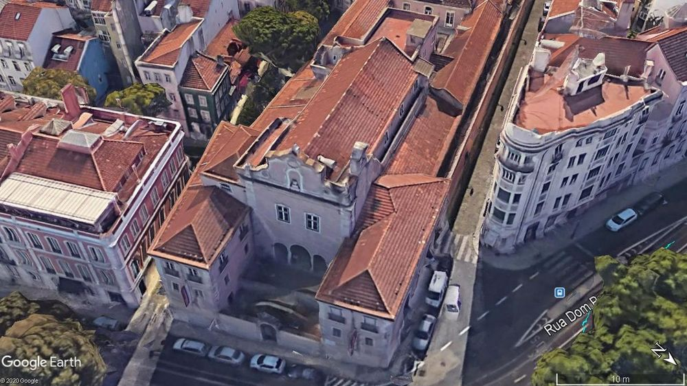 Convento de S. Pedro de Alcântara