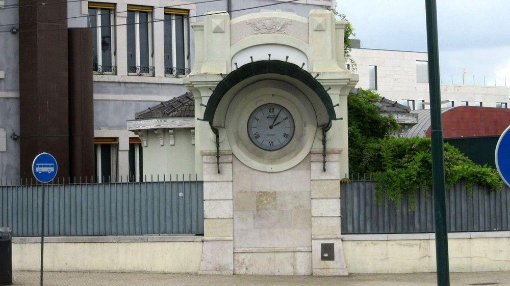Relógio Público