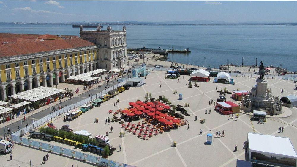 Praça do Comércio - Leste