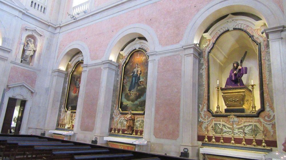Igreja da Conceição Velha - Lateral direita