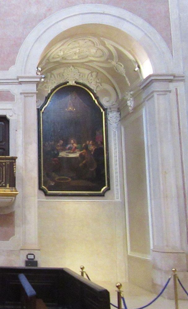 Igreja da Conceição Velha - Capela lateral