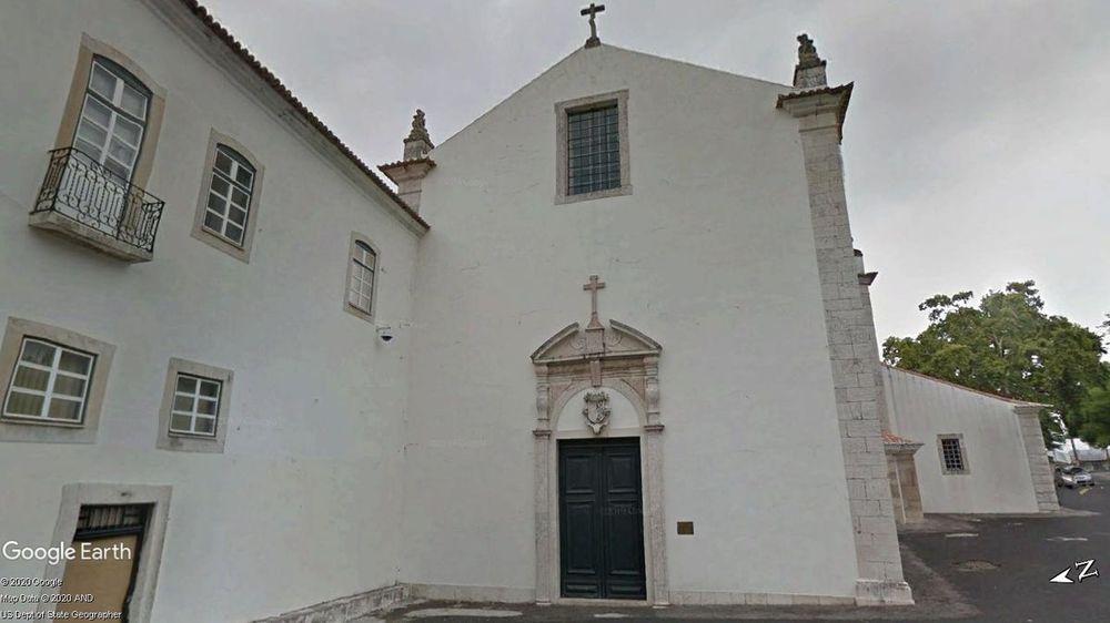 Igreja do Convento de S. Domingos de Benfica