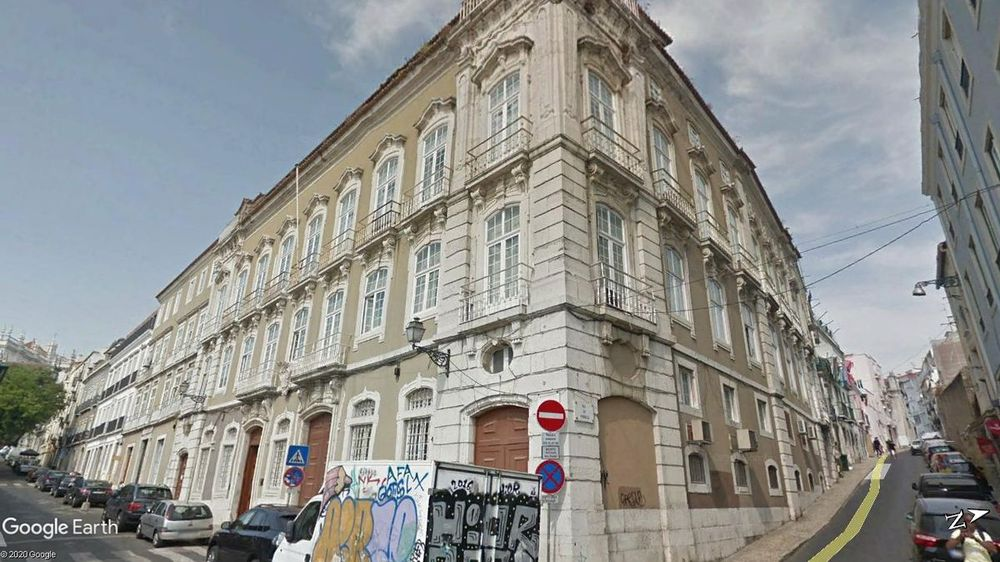 Palácio dos Condes de Barbacena