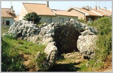 Anta da Agualva