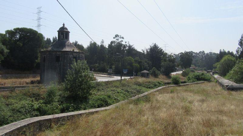 Barragem Romana de Belas
