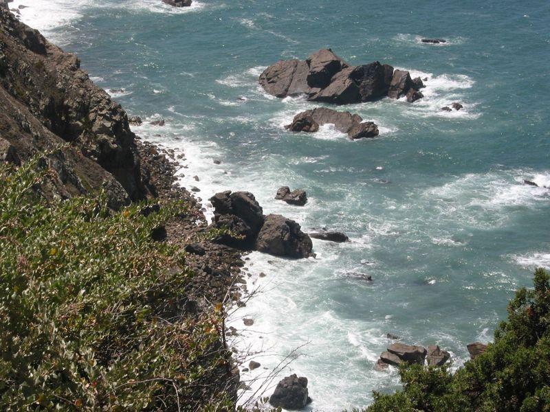 Paisagem do Cabo da Roca